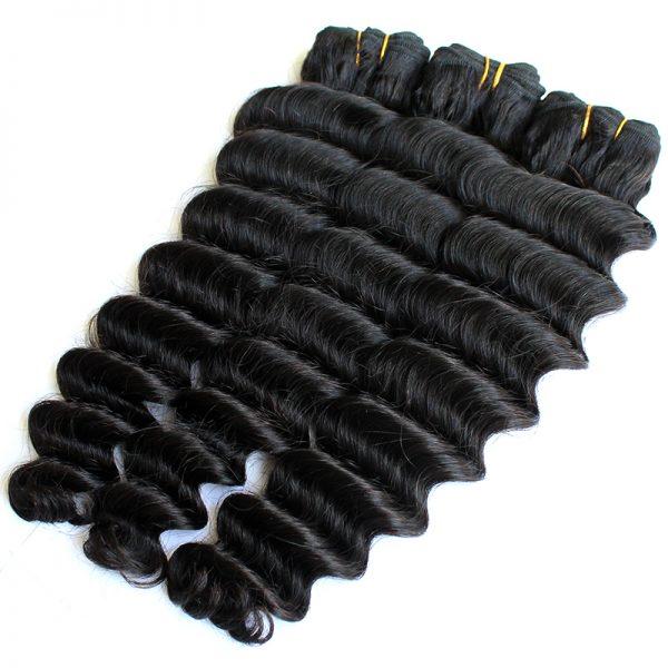 3 bundles deep wave virgin hair pic 02