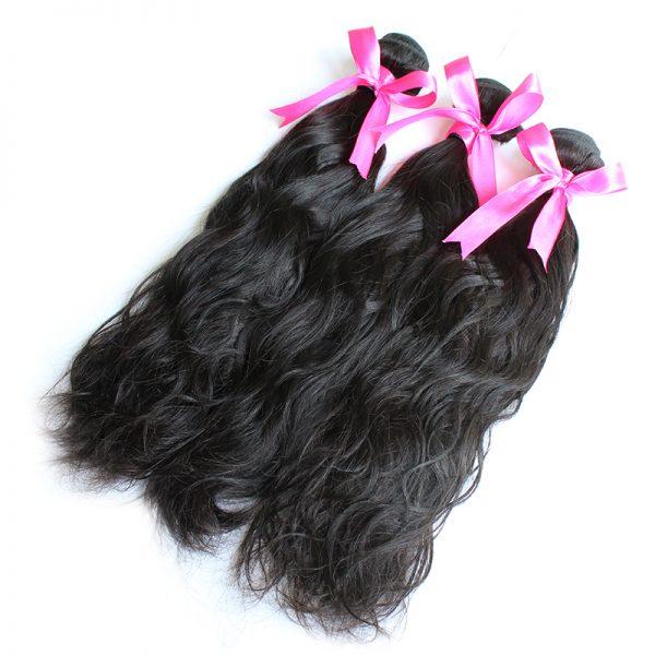 3 bundles natural wave virgin hair pic 03