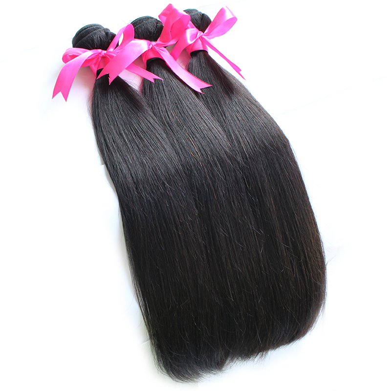3 bundles straight virgin hair pic 01