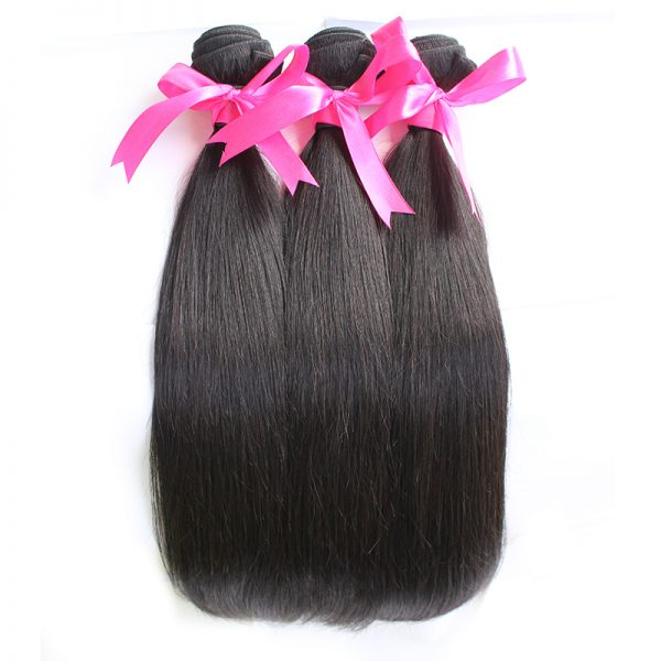 3 bundles straight virgin hair pic 02