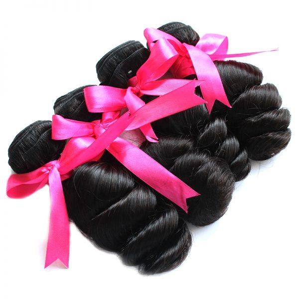 4 bundles loose wave virgin hair pic 01