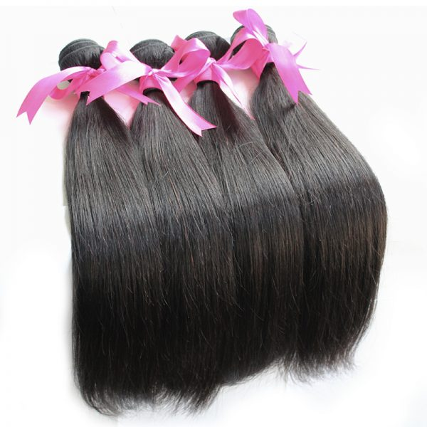 4 bundles straight virgin hair pic 01
