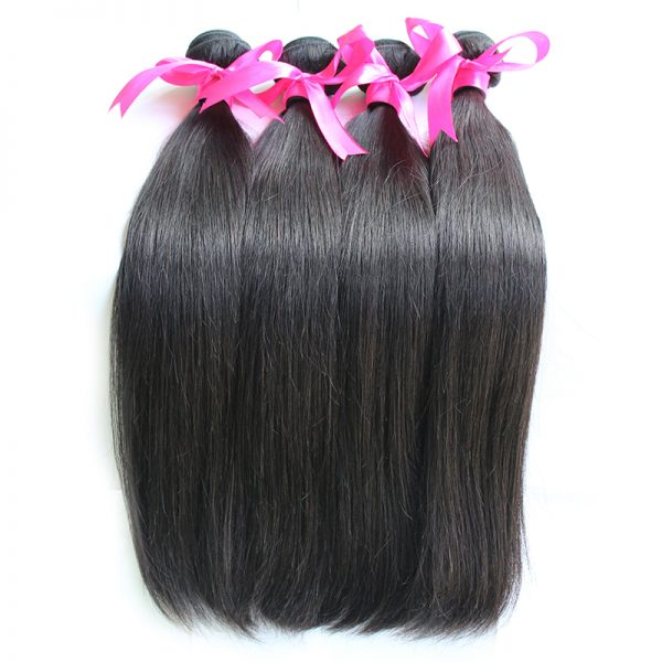 4 bundles straight virgin hair pic 02