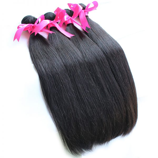 4 bundles straight virgin hair pic 03