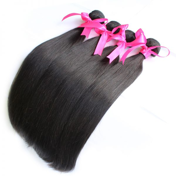 4 bundles straight virgin hair pic 04