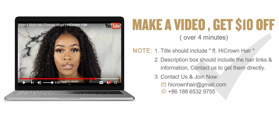 make a video
