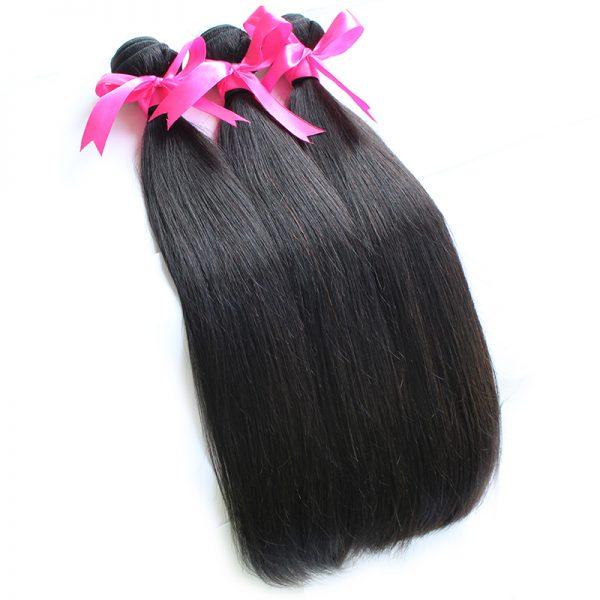 3 bundles straight virgin hair pic 01